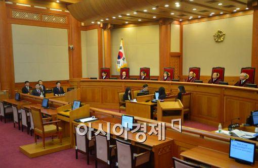 [포토]국회 선진화법 공개변론