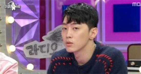 래퍼 그레이 / 사진 = MBC '황금어장 라디오스타' 방송 화면 캡처