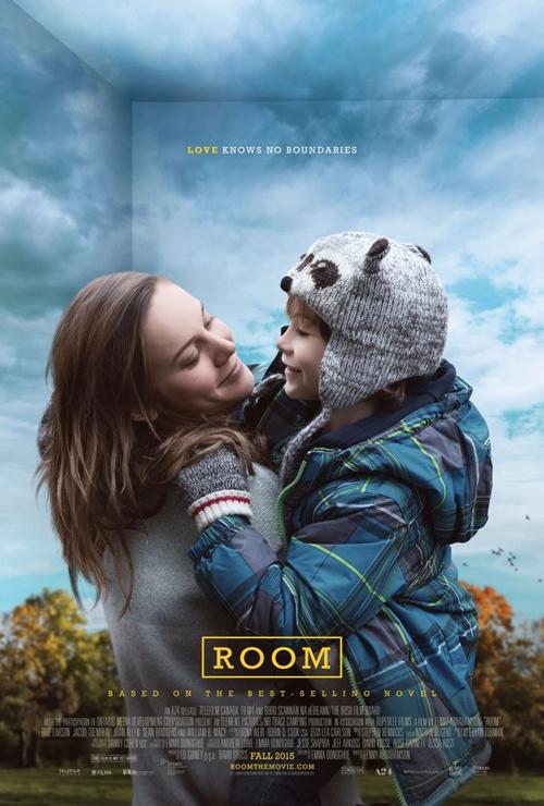 영화 '룸' 포스터