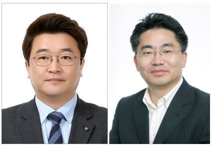 정성일(좌)·김혁(우) 옴부즈맨 위원