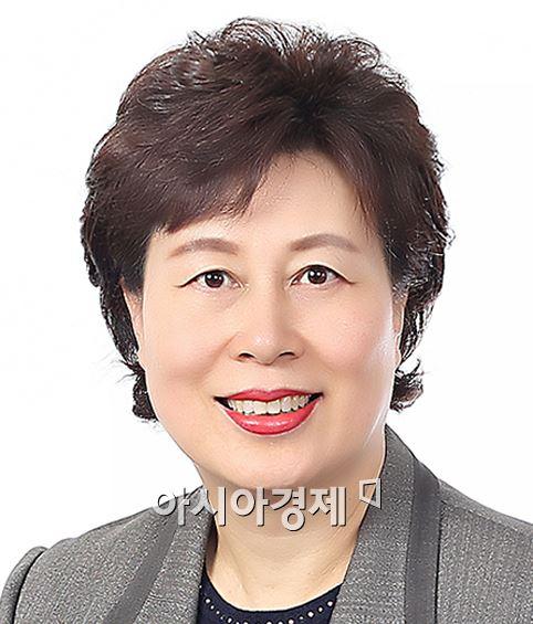 <유정심 광주광역시의회 교육위원장(남구2)>