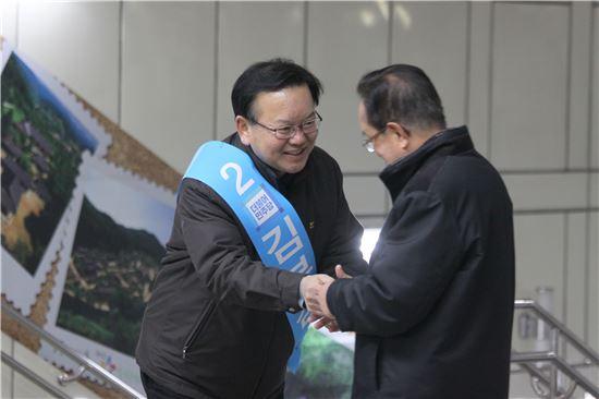 김부겸 당선인. 사진=아시아경제 DB
