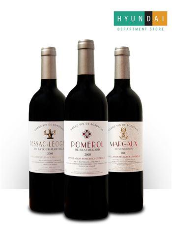 현대百 바이어의 선택, 금양인터 '디클라세' 와인 3종 단독 출시