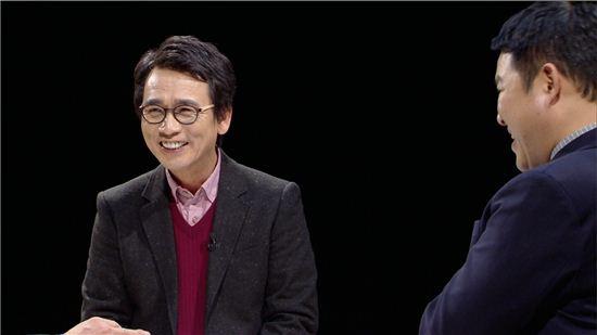 썰전 유시민. 사진=JTBC 제공