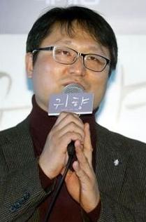 조정래 감독.
