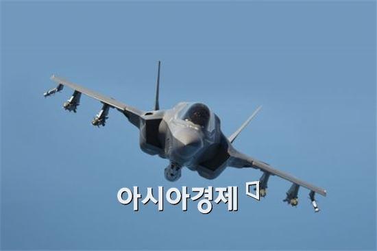 스텔스 전투기 F-35