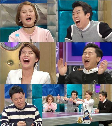 박나래 양세찬 양세형 장도연. 사진=MBC '라디오스타' 제공
