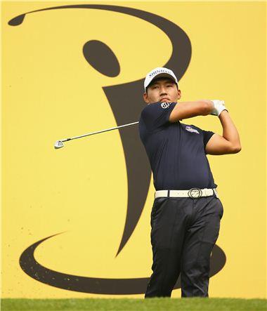 3년 만에 PGA투어에 복귀한 강성훈이 생애 첫 우승을 향해 진군한다.
