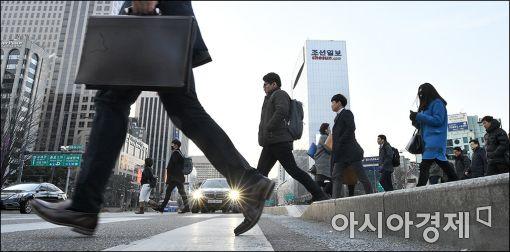 [포토]'연휴 끝, 미생 시작'