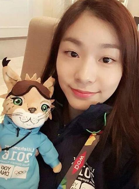 김연아. 사진=김연아 인스타그램 캡처