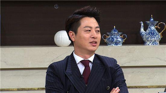 유상무. 사진=JTBC 방송화면 캡처.