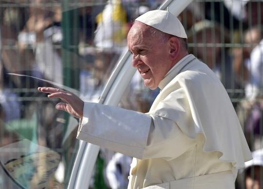 프란치스코 교황. 사진=연합뉴스
