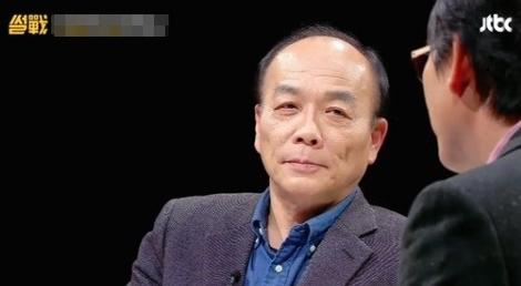썰전 전원책 변호사 / 사진 = JTBC '썰전' 방송화면 캡처