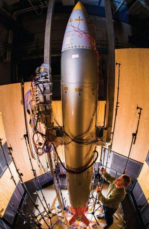 항공기 투하 B61핵폭탄 최신모델 12