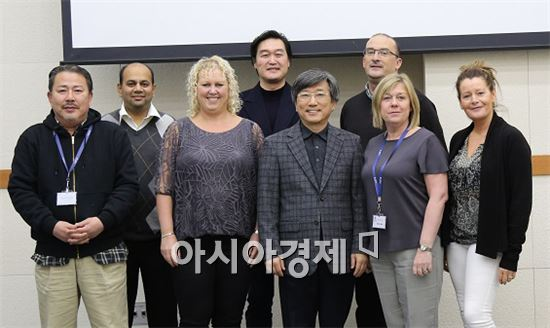 광주정보문화산업진흥원 대회의실에서 지난 2월 22일부터 23일까지 양일간 폴투윈코리아의 글로벌 워크숍을 개최했다.