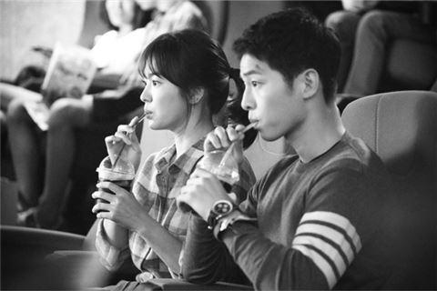 송혜교 송중기. 사진=송혜교 인스타그램