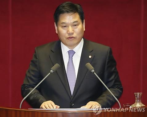 홍의락 더불어민주당 의원.(사진=연합뉴스)