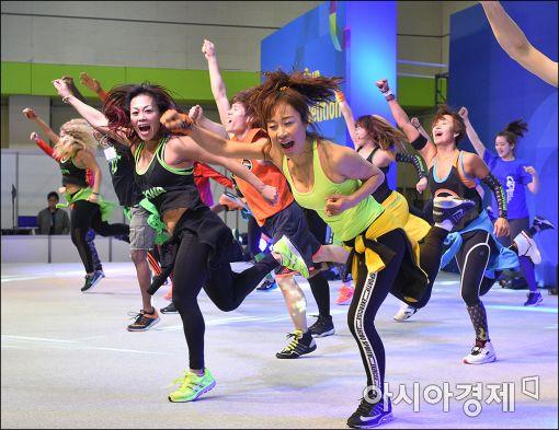 [포토]'서울국제스포츠레저산업전'