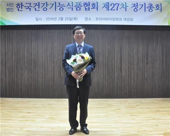 한국건강기능식품협회장, 권석형 노바렉스 대표 선임