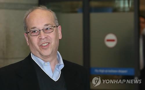 대니얼 러셀 미국 국무부 동아태 차관보. (사진=연합뉴스)