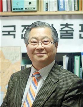 이기성 신임 한국출판문화산업진흥원장