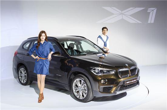 BMW의 콤팩트 SUV 모델 '뉴 X1' /