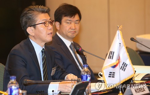 지난달 29일 임명된 김홍균 외교부 한반도평화교섭본부장.(사진=연합뉴스)