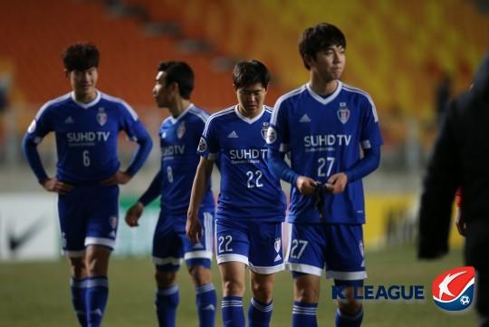 수원 삼성 [사진=한국프로축구연맹 제공]