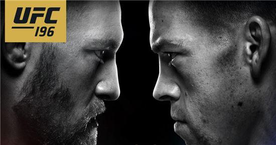 UFC 맥그리거 디아즈 [사진=UFC아시아 제공]