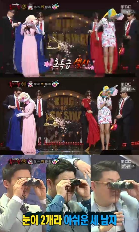 복면가왕 봄처녀 롤리팝 / 사진=MBC 복면가왕 봄처녀 롤리팝 캡처