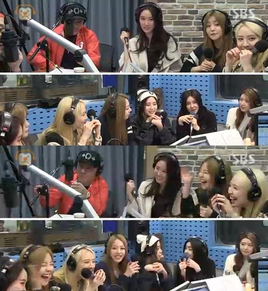 사진=SBS 파워FM '김창렬의 올드스쿨' 캡처