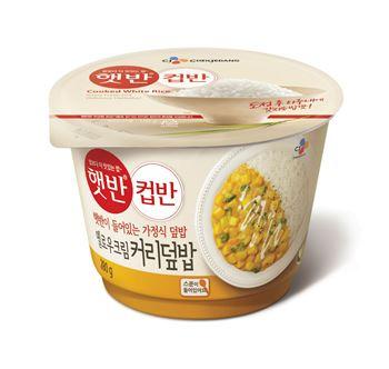 CJ제일제당 햇반, 커리·짜장으로 간편식 제품 확대