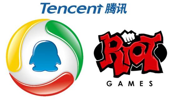 지난해 말 전 세계 매출 1위 게임업체 텐센트는 온라인 게임 1위 '리그오브레전드'의 개발사 라이엇 게임즈를 100% 인수했다.