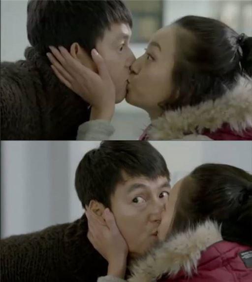 '빠담빠담' 정우성 김민경. 사진=JTBC 방송화면 캡처