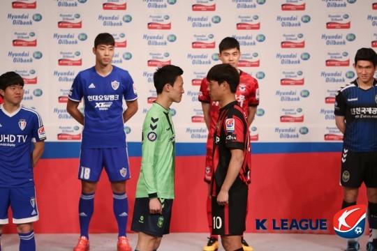 이재성, 박주영 [사진=한국프로축구연맹 제공]