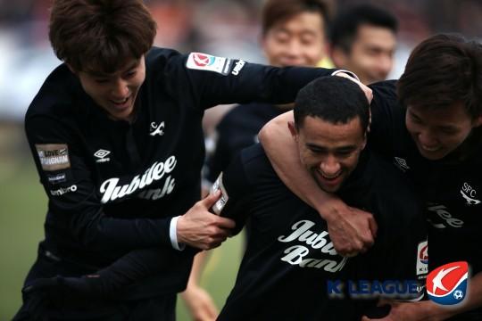 성남FC [사진=한국프로축구연맹 제공]
