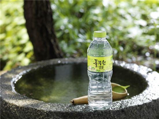 풀무원샘물, '세계 물의 날' 기념 온라인 프로모션 진행