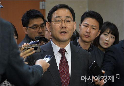 주호영 새누리당 의원. 사진 = 아시아경제 DB