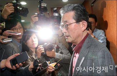 이한구 새누리당 공천관리위원장.