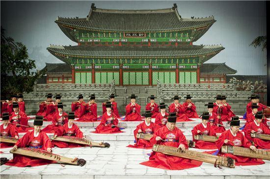 정악단 (사진=국립국악원 제공)