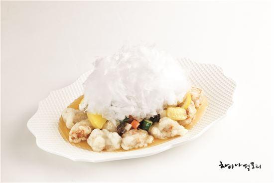 차이나팩토리 딜라이트, 튀김 신메뉴 3종 출시