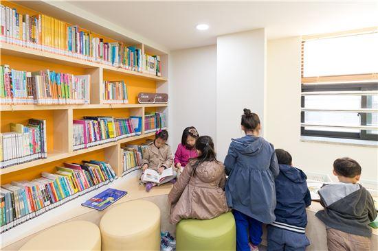 신월2동 고운맘 작은도서관