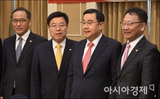 [포토]'규제프리존특별법 제정 위한 당정'