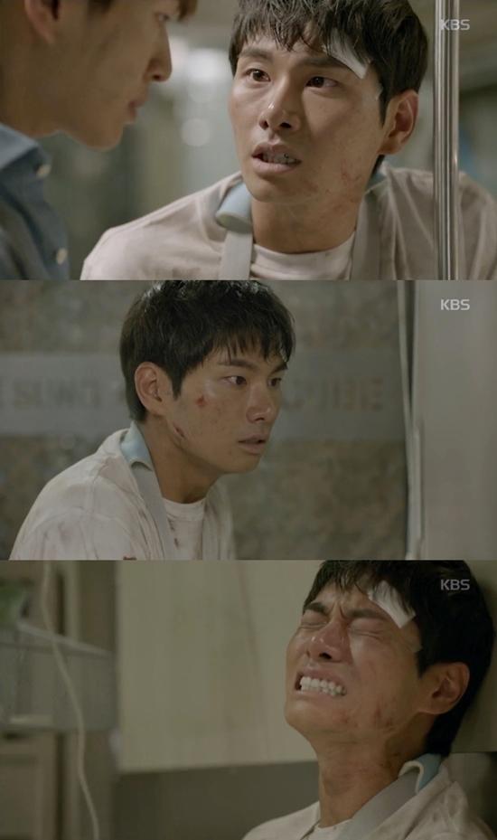 태양의후예 이이경 / 사진=KBS2 태양의후예 이이경 캡처