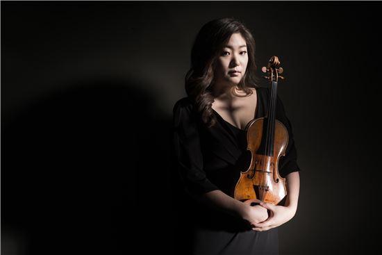 바이올리니스트 김수연이 들려주는 '봄날의 소나타'