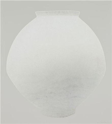 최영욱. 'karma', 140x155cm, 2013년
