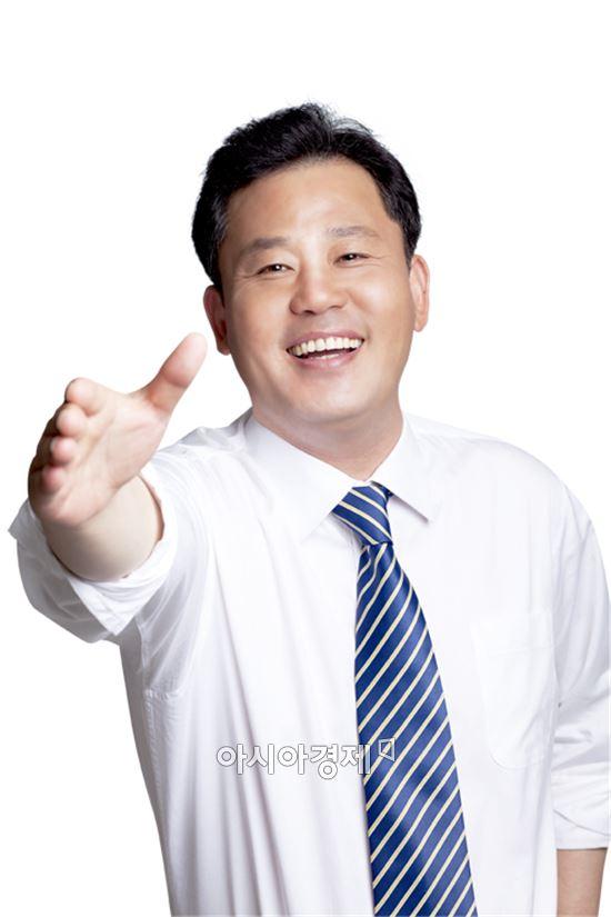 <더불어민주당 광주 서구갑 송갑석 후보>