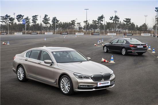BMW 뉴 7시리즈.