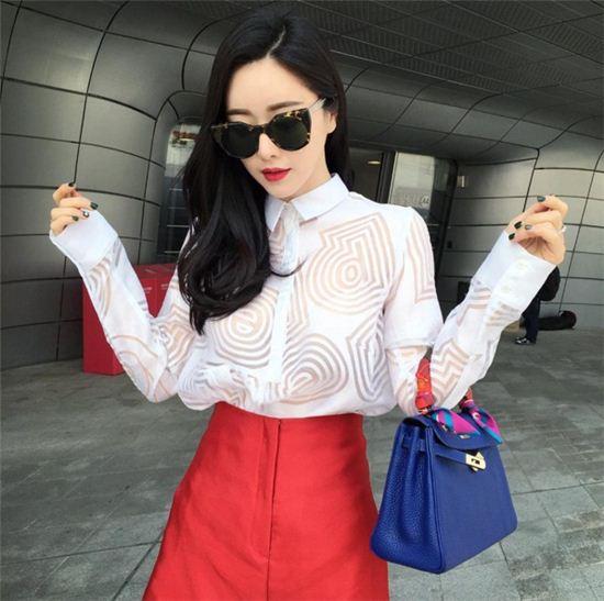 홍수아 사진=홍수아 인스타그램 캡처