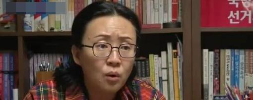 '망치부인' 이경선 씨. 사진=JTBC 뉴스화면 캡처